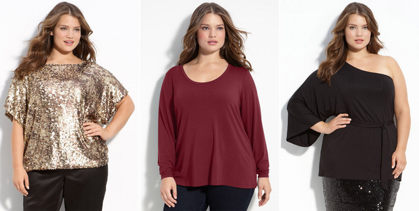 магазины одежды для женщин больших размеров